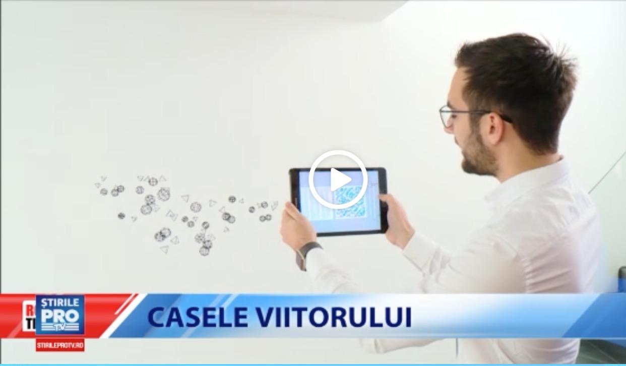 """EFdeN la """"România, te iubesc!"""", ProTV"""